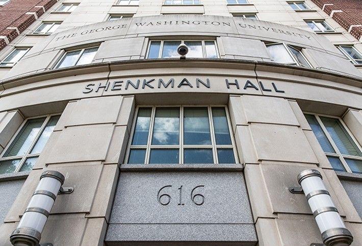 Mark Shenkman Hall at George Washington University – Washington, DC