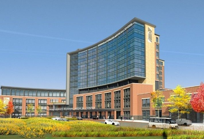 Regional Hospital Center at Largo
