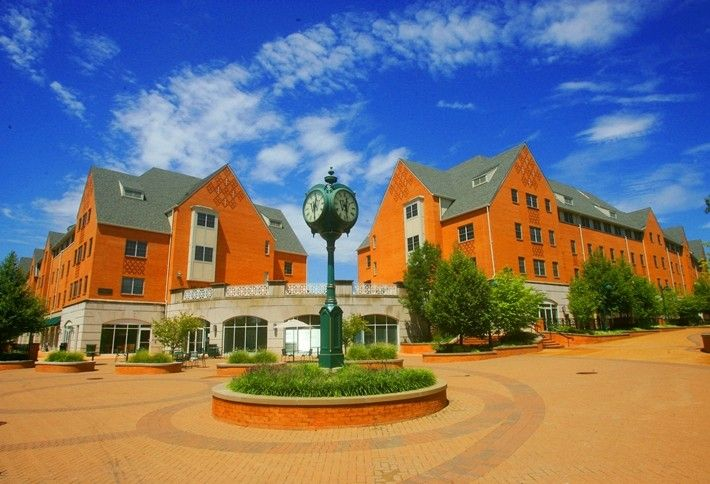 South 40 at Washington University – St. Louis