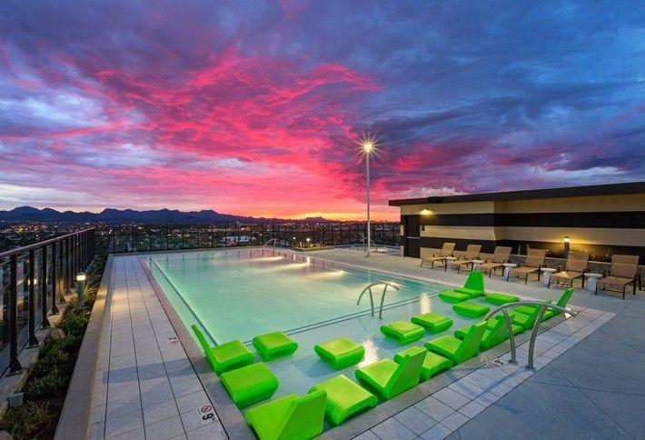 The Hub at the University of Arizona – Tucson, AZ