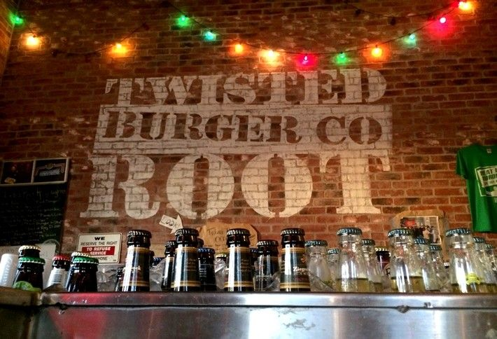 Twisted Root Burger Co