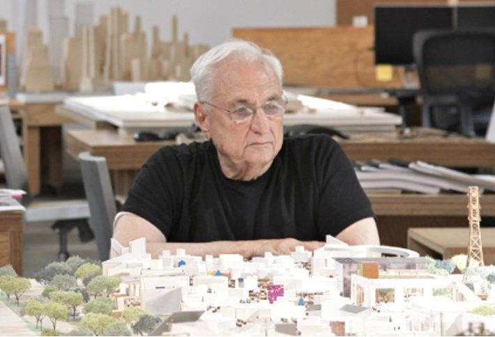 1. Frank Gehry