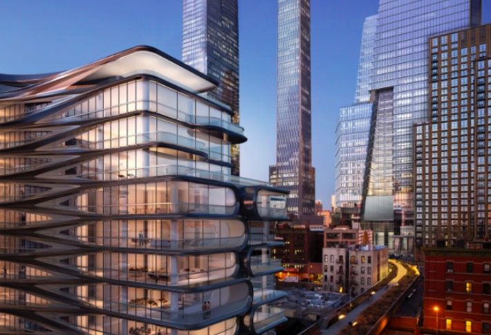 1. Hudson Yards, New York