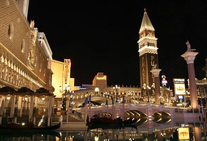 1. Las Vegas Sands