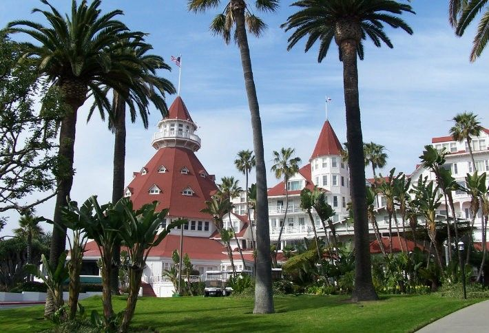 10. Hotel Del Coronado