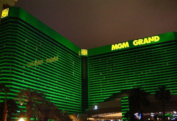2. MGM Resorts International