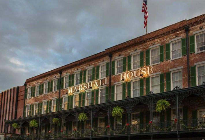 2. The Marshall House
