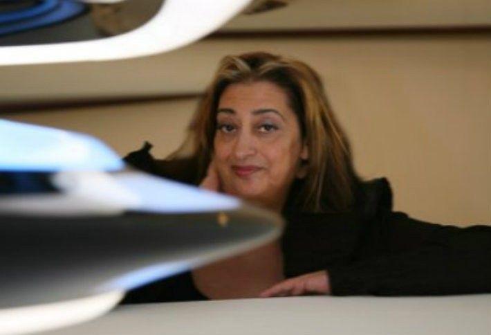 6. Zaha Hadid