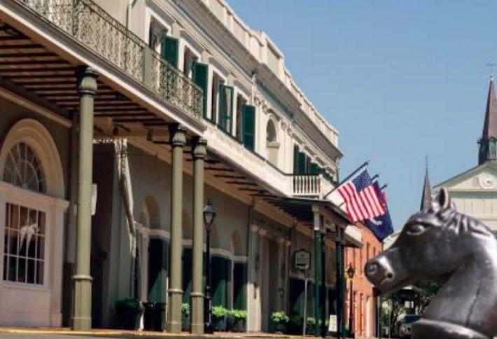 3. Bourbon Orleans Hotel