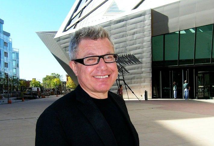 3. Daniel Libeskind