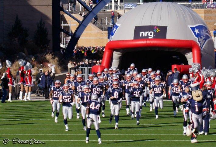 3. New England Patriots (Boston)