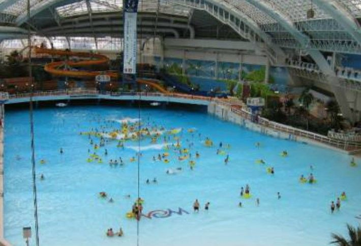 3. West Edmonton Mall