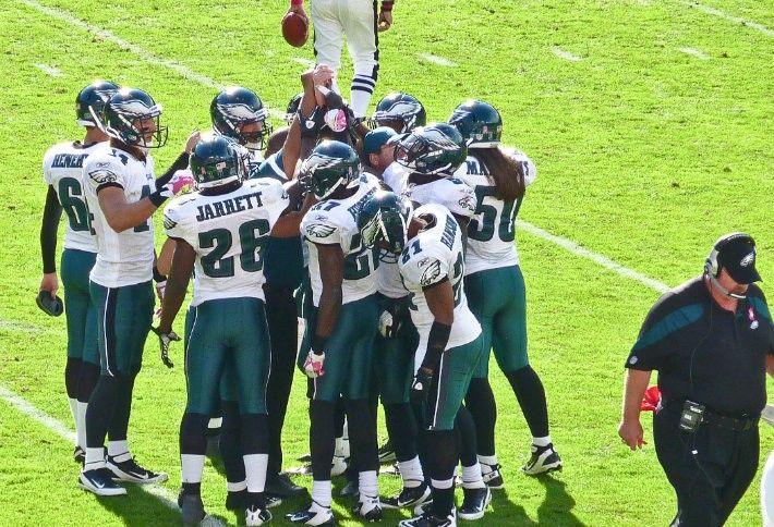 5. Philadelphia Eagles