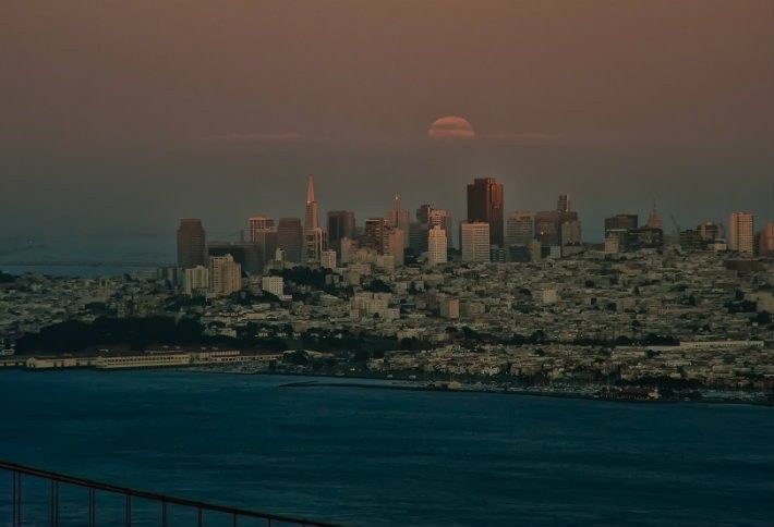 5. San Francisco
