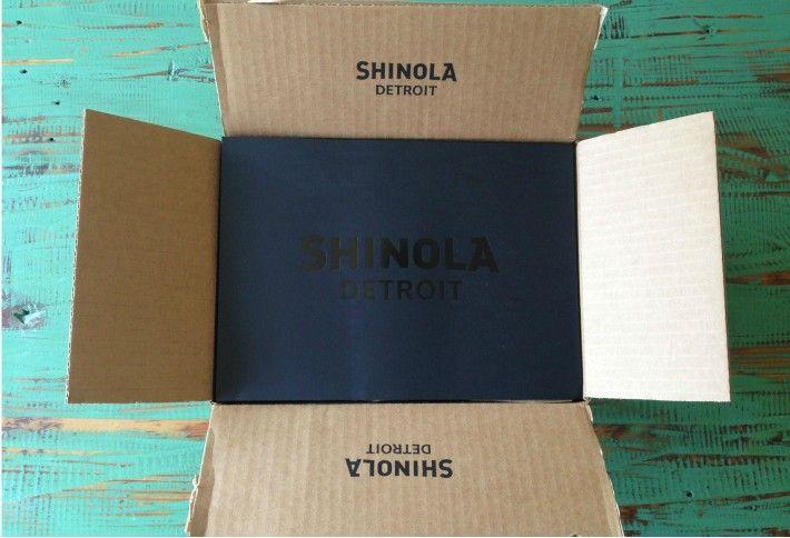 7. Shinola