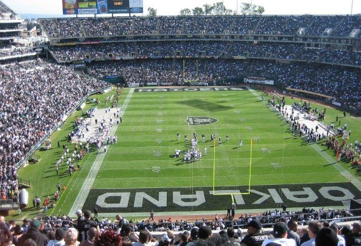 9. Oakland Raiders