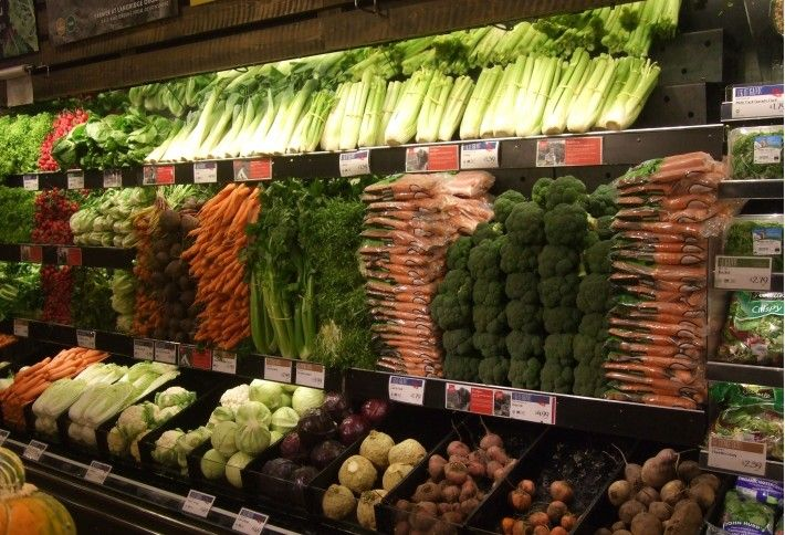 2. Whole Foods