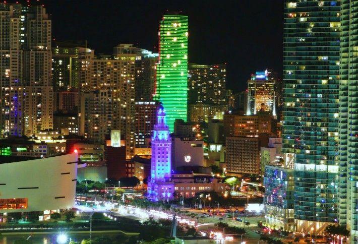3. Miami