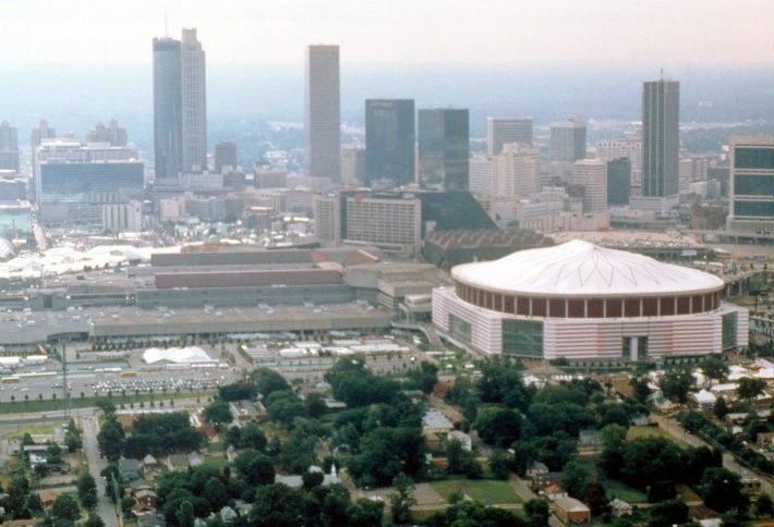 5. Atlanta