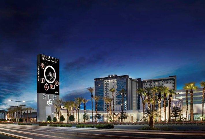 11. SLS Las Vegas Hotel & Casino, Las Vegas