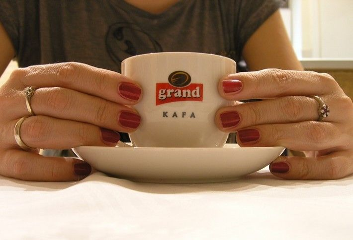 Lotsa Coffee Shops