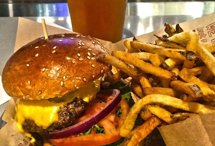 10. Bagger Dave's Burger Tavern