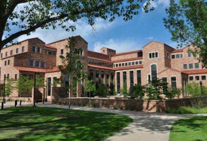 12. University of Colorado Law School, Wolf Law Building