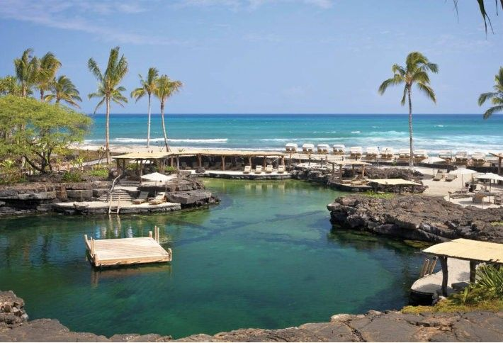 3. Four Seasons Resort Hualalai