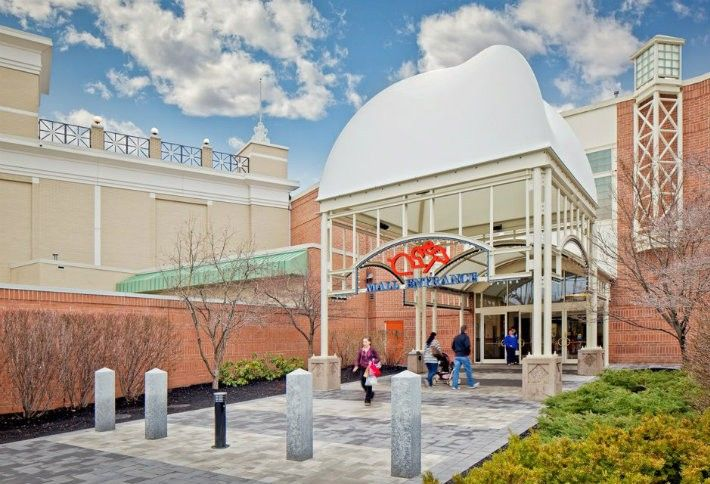 3. The Mall at Rockingham Park