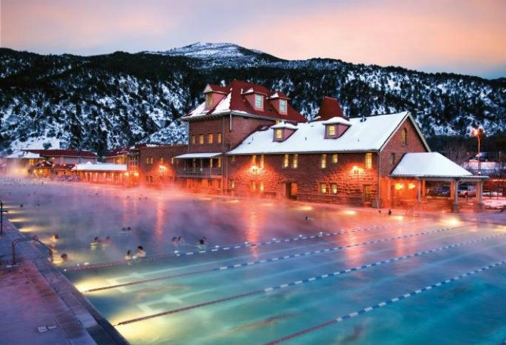4. Glenwood Hot Springs