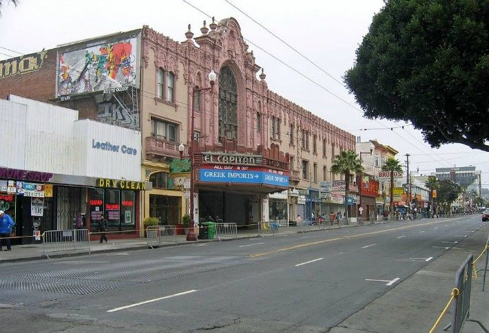 5. Mission Street
