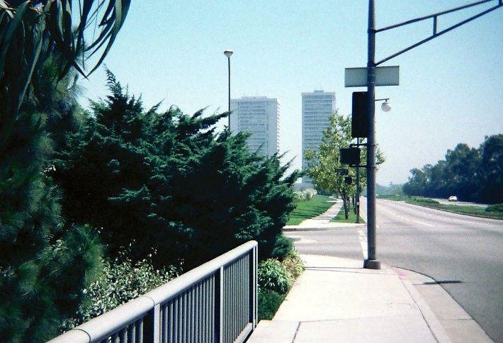 8. Avenue of the Stars