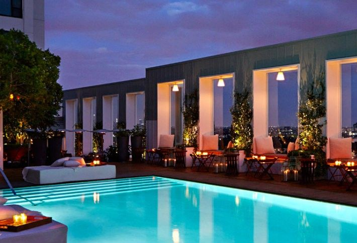 8. Mondrian Los Angeles