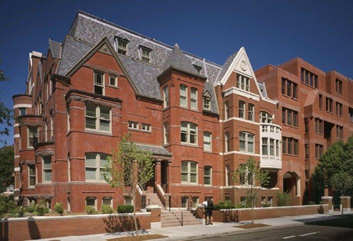9. George Washington University Law School