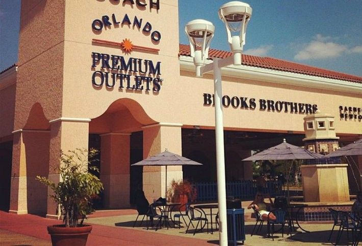 9. Orlando Premium Outlets