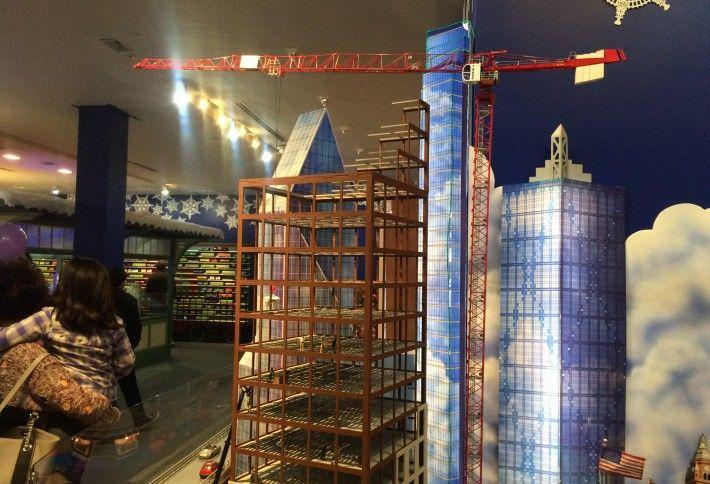 Downtown Dallas Construction