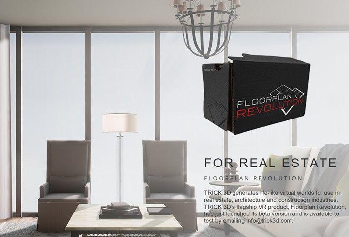 Trick 3D's Floorplan Revolution