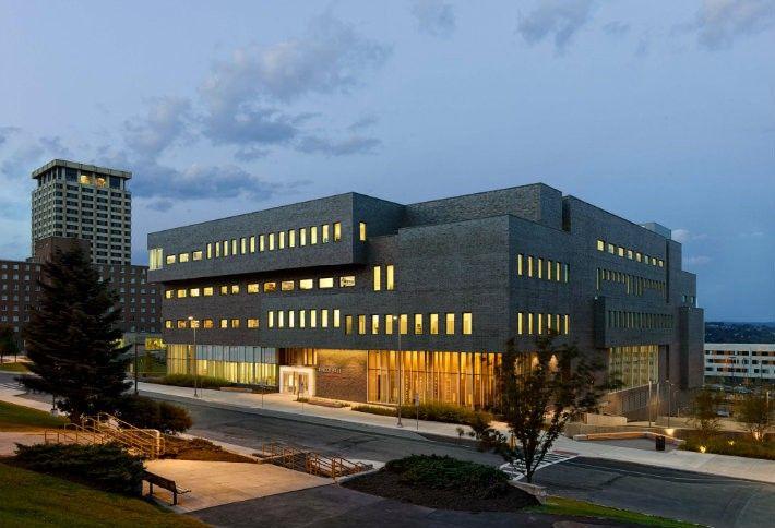 6. Syracuse University College of Law