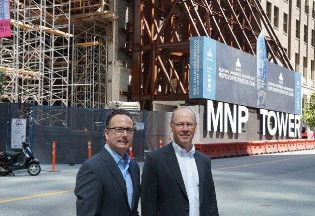 Retail Demand Spurs New Construction
