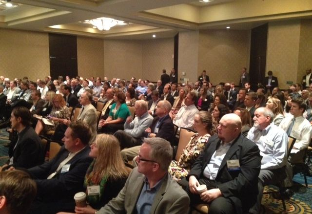 Charlotte Multifamily Event Packs 'em In