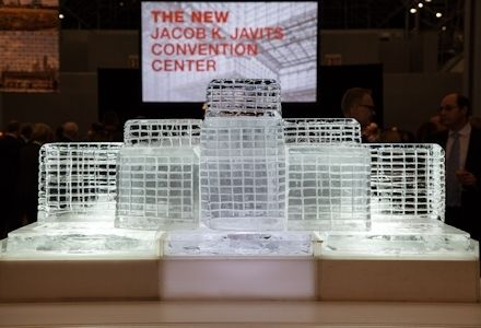The Javits Center's New Look