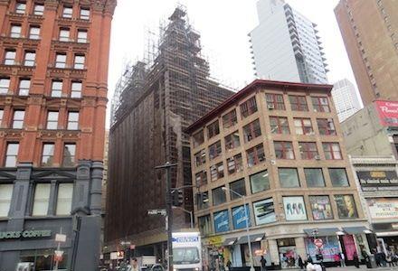 Downtown's New Skyline
