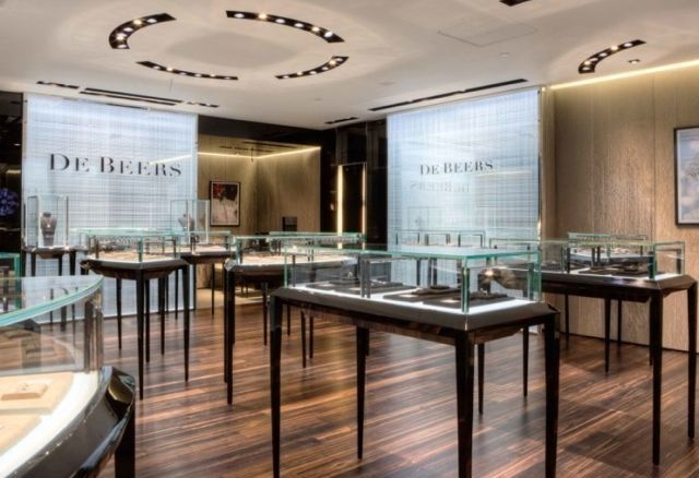De Beers Move First of Several?