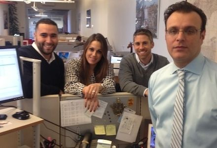 Five Brokers Just Like Frank Sinatra1) The Matchmaker
