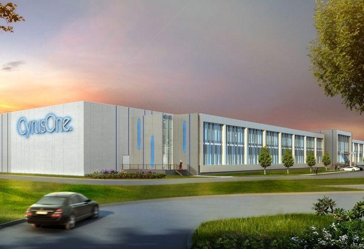 CyrusOne Expands Houston West Campus