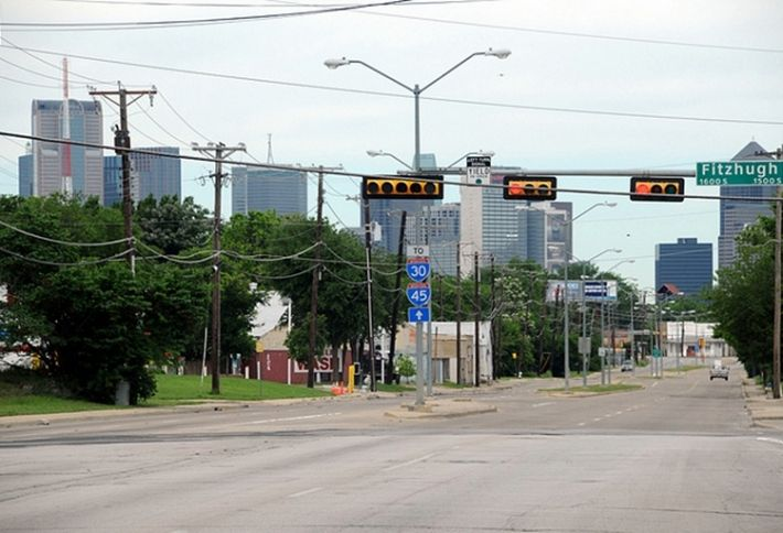 How Important Is South Dallas?