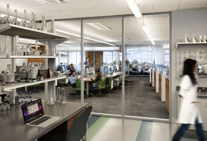 Life Science's New Collaboratory