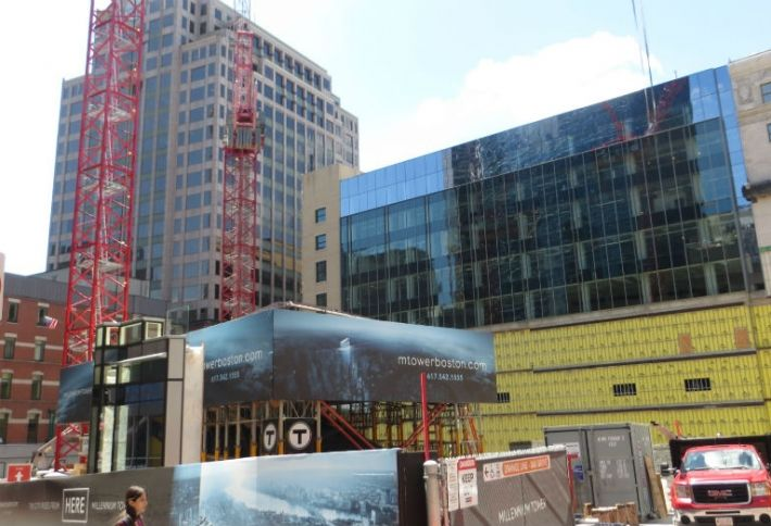 Downtown Crossing's Dramatic Return