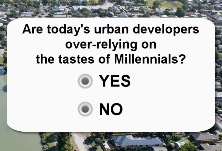 YOU TELL US: Millennials and the 'Burbs