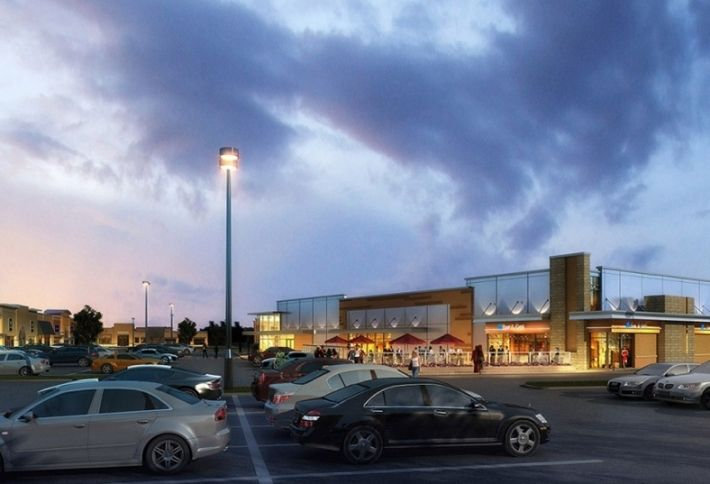 First Capital Goes Shopping in Oakville